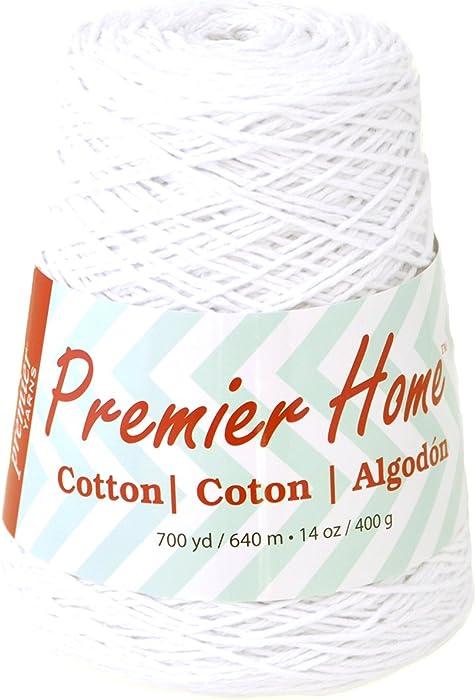 Top 10 Premier Home White Cotton Yarn