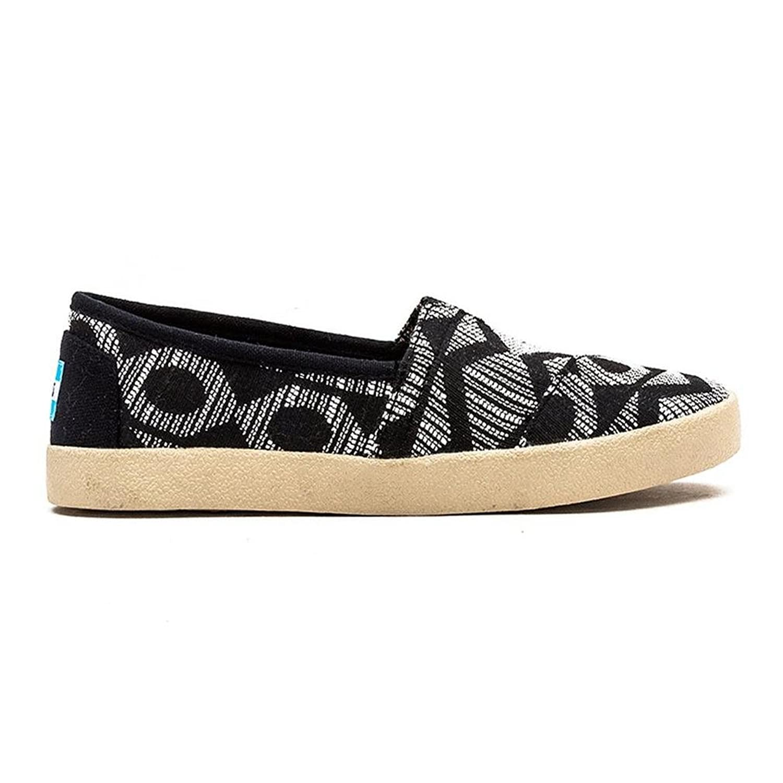 Women Toms Avalon Sneaker Womens Ink Tribal B39l1076A57g8096