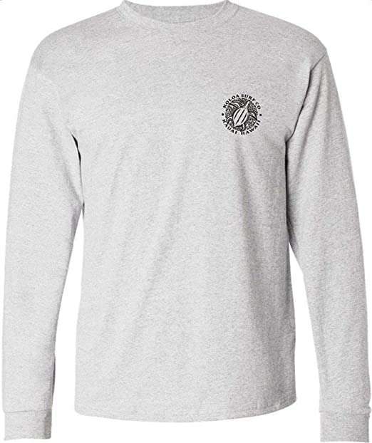 bf67da79cf Koloa Surf Hawaiian Turtle Logo Long Sleeve T-Shirts in Regular, Big and  Tall