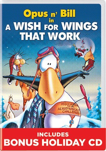 Opus n' Bill in A Wish for Wings That Work (A Wish For Wings That Work 1991)