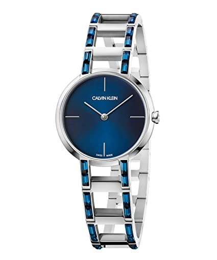 Calvin Klein Cheers K8NZ3VVN Reloj de Pulsera para Mujeres: Amazon.es: Relojes