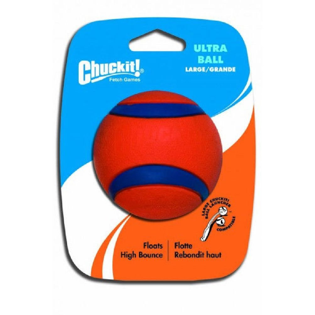 Chuckit! Ultra Ball Dog Toy Large For Mega Launcher