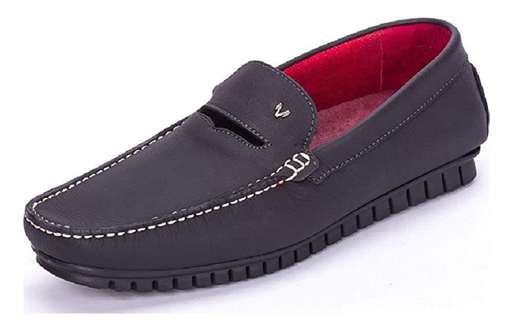 Martinelli, Andrews 1112-0884PYP_V16, Mocasín Black de Hombre, Talla 45: Amazon.es: Zapatos y complementos