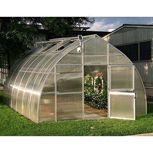 Riga Greenhouse - Hoklartherm RIGA XL 14.1 x 19.8-Foot Greenhouse