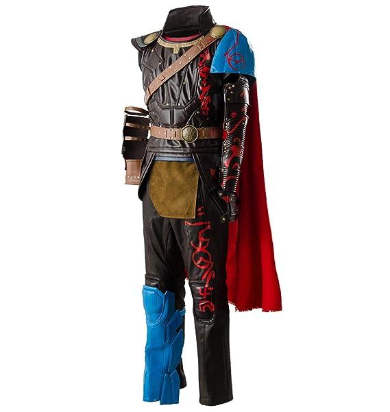 Amazon.com: Wecos Ragnarok Thor Disfraz de Halloween Arena ...