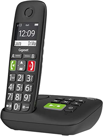 Gigaset Cordless Telephone 1 Telephone With Answering Elektronik