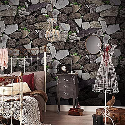 Blooming Wall: Faux Wooden Planks Wallpaper Wall Mural,20.8 In32.8 Ft=57 Sq Ft,