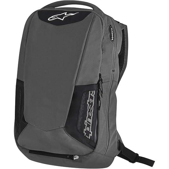 Motorcycle Alpinestars City Hunter Backpack 25L - Black/White/Red: alpinestars: Amazon.es: Coche y moto