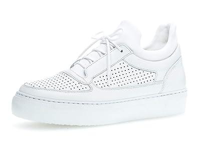 6c99848579 Gabor Damen Skater Sneaker 23.310.21, Frauen Sportschuh,Low-Top,Schnürer
