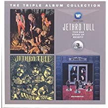 Triple Album Collection (This Was/Stand Up/Benefit) - Jethro Tull