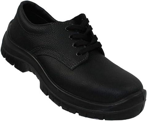 JAL Group Workers s1p SRC Sécurité Chaussures Travail Chaussures Professionnels Chaussures Plat B-W