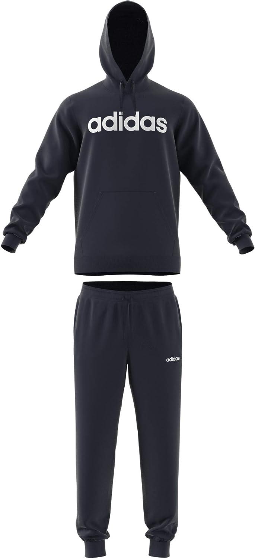 adidas MTS Co Ho Survêtement Homme Blanc (tinley/tinley/blanco)