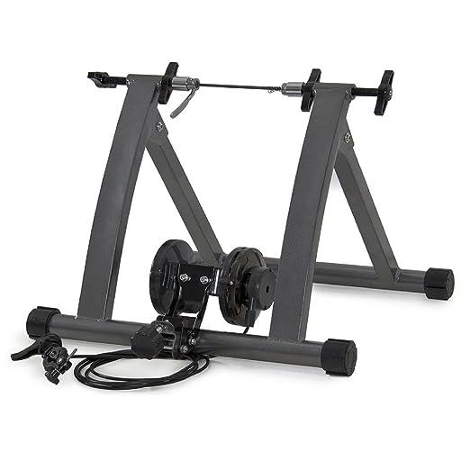 Interior Exercise Bike bicicleta estática soporte w/5 Niveles ...