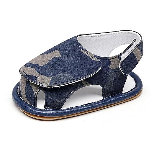 de7ce5e9f8f36 Amazon.com: Girls Boys Shoes, Iuhan Infant Baby Camouflage Soft ...