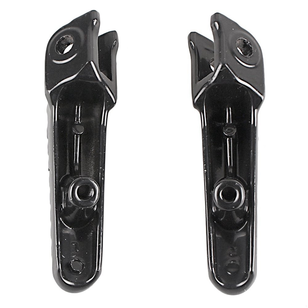 Luckmart Front Foot Pegs for Honda CBR600RR CBR1000RR CB1000R