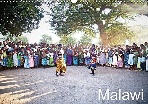 Malawi (Wandkalender 2018 DIN A3 quer): Malawi - Das warme Herz Afrikas (Monatskalender, 14 Seiten ) (CALVENDO Orte) [Kalender] [Apr 01, 2017] D.S photography [Daniel Slusarcik], by
