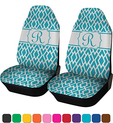 personalized name car seat covers - 2