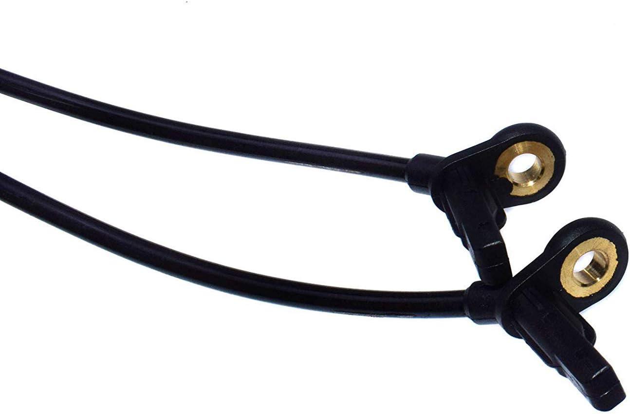 W164 ML350 ML320 CUHAWUDBA 4 Teile//Los Vorne Hinten ABS Raddrehzahlsensor f/ür Mercedes