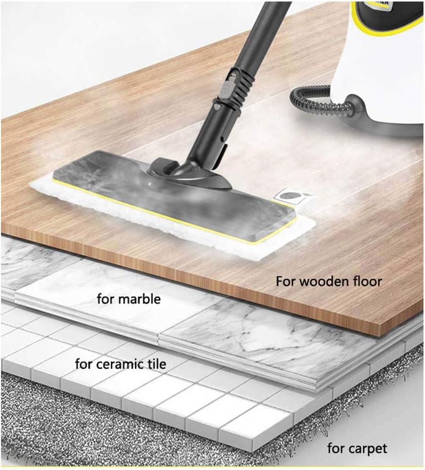 SC 3 4 toallas de microfibra EasyFix para limpiadores de vapor K/ärcher SC2 SC4 DEYF SC5