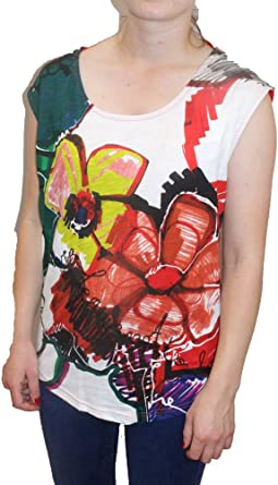 Desigual Amore Camiseta para Mujer