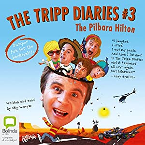The Tripp Diaries No.3 Audiobook