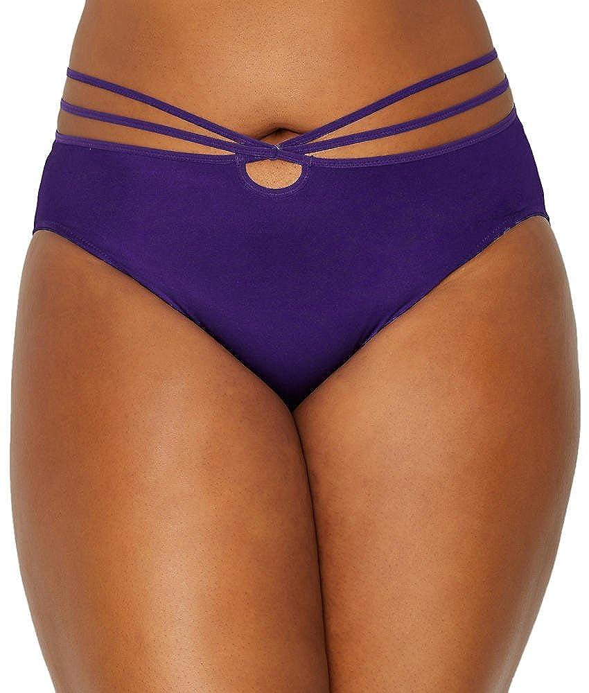 Elomi Womens Plus-Size Bijou Flirt Strappy Brief EL4245