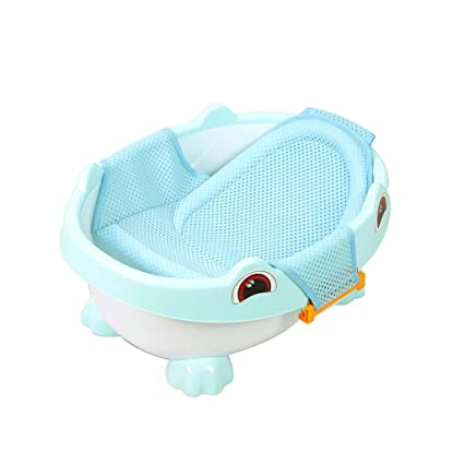 Amazon.com: Baby Tub - Baby Bath Tub Can Sit Lie Children Bucket ...