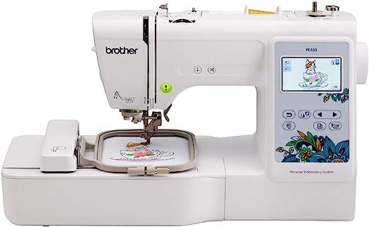 Brother PE535 máquina de bordado: Amazon.es: Hogar