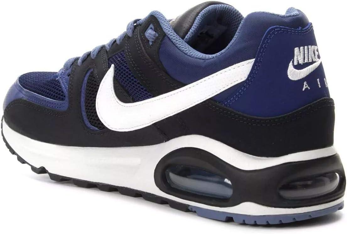 Nike Air Max Command Hardloopschoenen voor heren Multicolour (Deep Royal/White/Dark Obsidian 410)