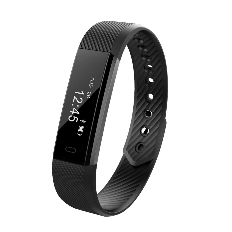 Joyzy Fitness Tracker Watch with Sleep Monitor, Waterproof Kids Activity Tracker with Calorie Step Counter, Slim Smart Watch for Kids Women Men