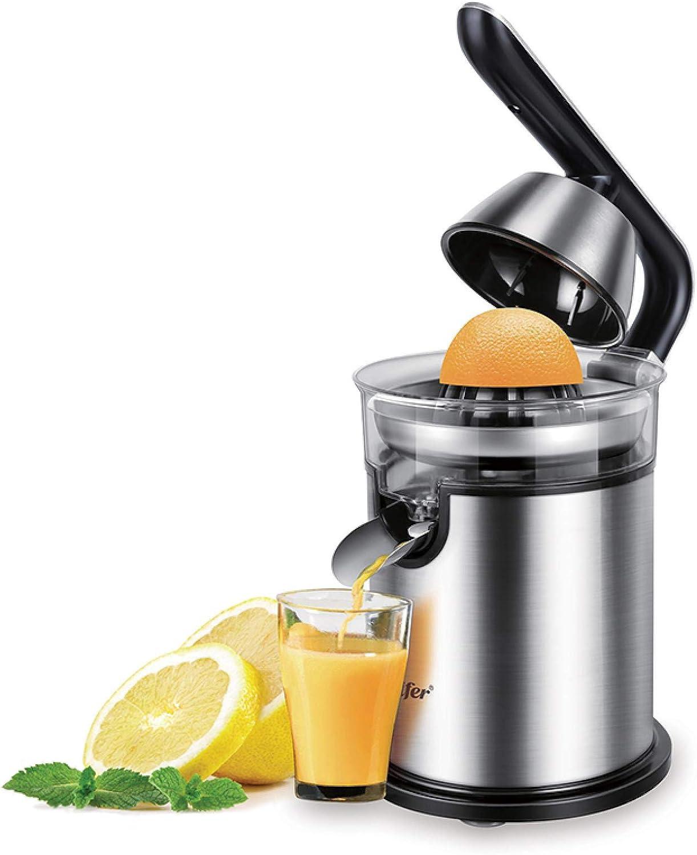 Stainless Steel Orange 300W Lemon Electric Set Juicers Aluminum Die -casting Handle Household Low Power Sonifer