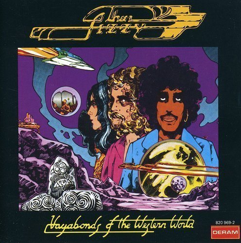 Vagabonds of the Western World by THIN LIZZY (1991-05-21)