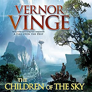 The Children of the Sky Audiobook
