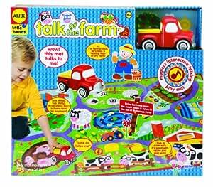 ALEX Toys Little Hands Talk Of The Farm