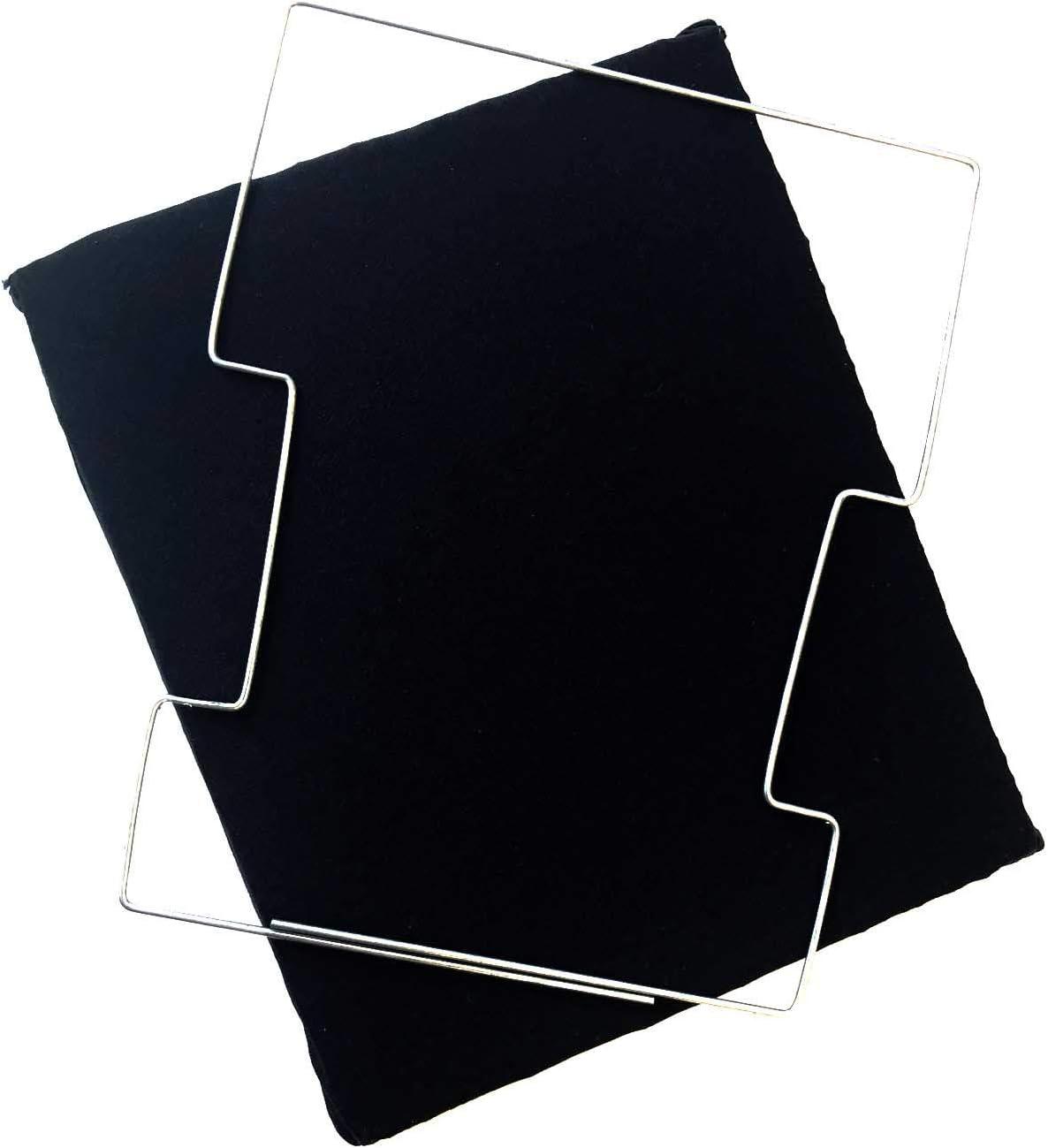 2 filtros de carbón activo universal tipo 020 lavables, filtro para campana extractora, filtro de carbono para circulación de aire, tamaño 22 cm x 18 cm x 2 cm, para muchos modelos