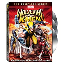 Wolverine and the X-Men: The Complete Series (2010)