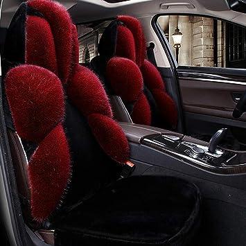 Qll A Long Wool Car Seat Cover Luxury Australia 100 Real Sheepskin