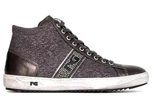 Nero Giardini P719242D Antracite Sneakers Scarpe Donna Calzature Comode -  mainstreetblytheville.org 355ac901380
