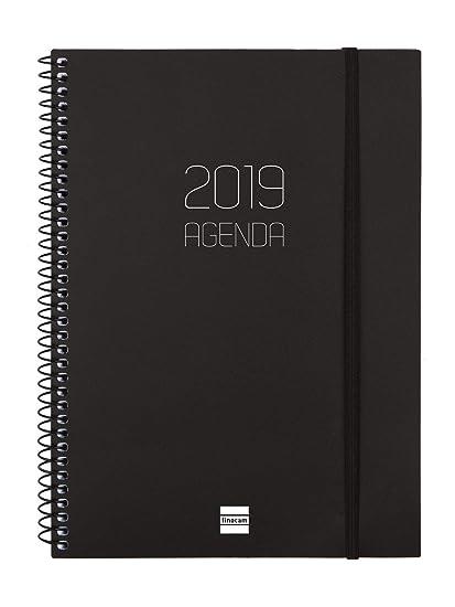 Agenda 2019 semana vista apaisada euskera