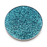 TZ COSMETIX - Glitter Injections Single Color Bright Rainbow Eyeshadow Cosmetics - U can Fill it in Magnet Palette Series H (H4)