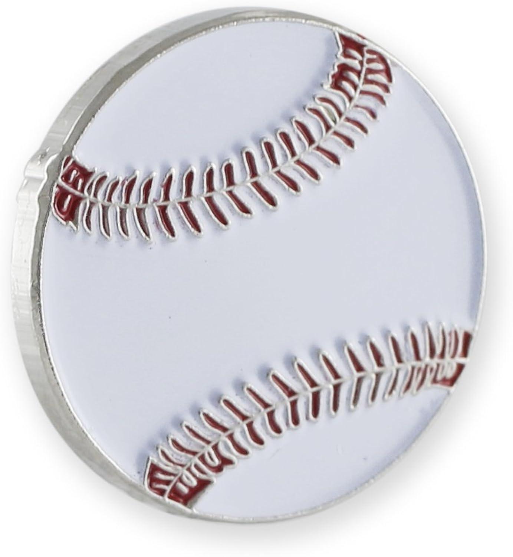 Tie Bar Lapel Pin Forge Baseball Enamel Cufflink