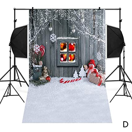 home decorpandaie christmas decorations clearance christmas backdrops snowman vinyl 3x5ft lantern background photography studio - Christmas Decorations Sale Amazon
