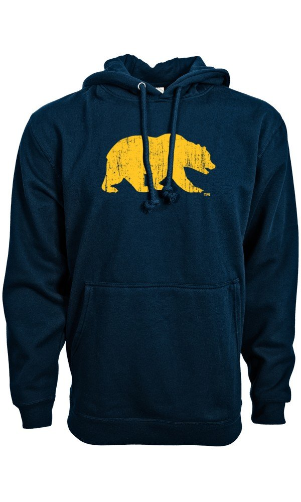 Levelwear NCAA CALIFORNIA GOLDEN BEARS Lineage Pullover Hoodie