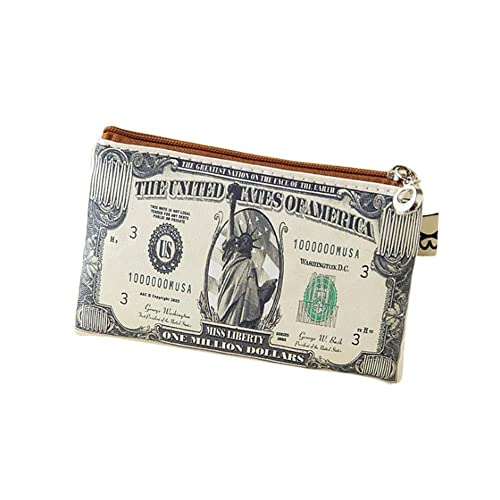 Vin beauty wlgreatsp Monedero de la lona Papel moneda euro ...