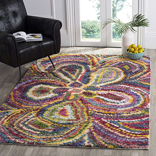 Bright Shag Area Rugs With Unique Fun Patterns Check