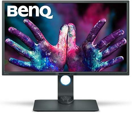 BenQ PD3200Q - Monitor Profesional para Diseñadores de 32