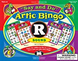 "Say and Do Artic Bingo Sound Game Letter ""R"" - Super Duper Educational Learning Toy for Kids"