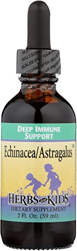 Herbs For Kids Echinacea Astragalus – 2 fl oz