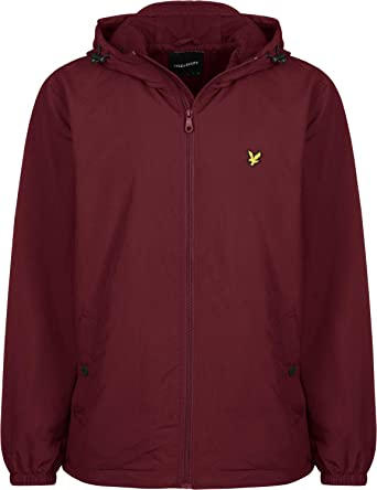 TALLA S. Lyle & Scott Microfleece Lined Zip Through Jacket Chaqueta para Hombre