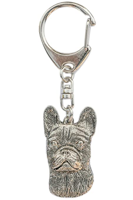 Bulldog francés (Cabeza) Hecho en Reino Unido Artístico ...